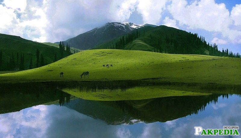 Kaghan Valley View