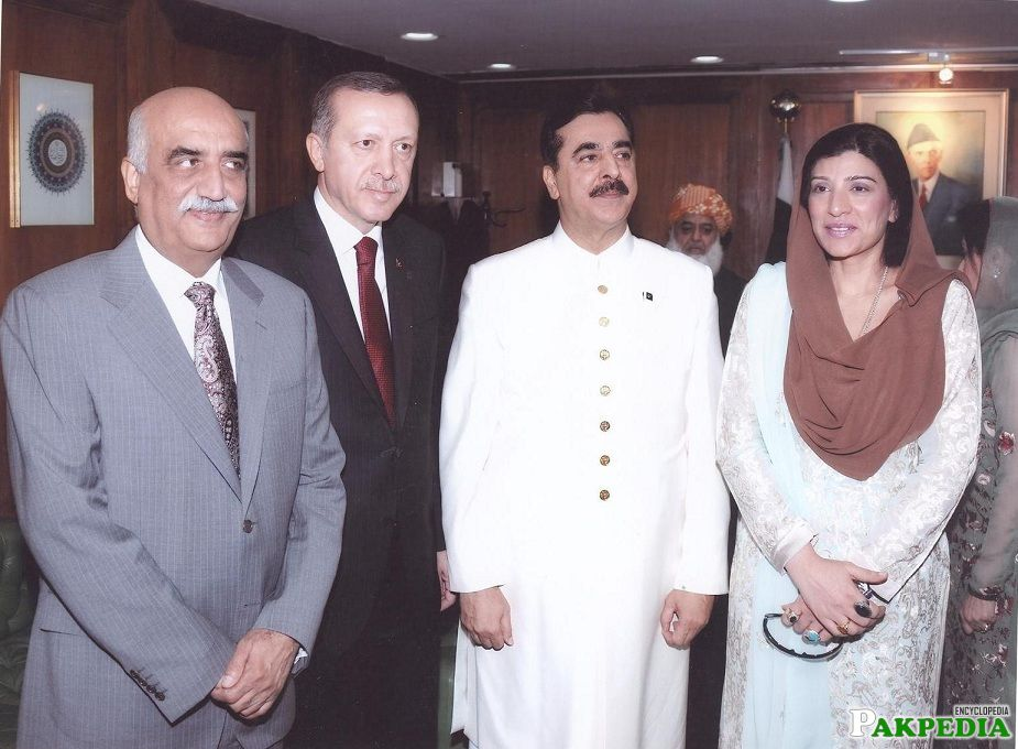 With Party Members