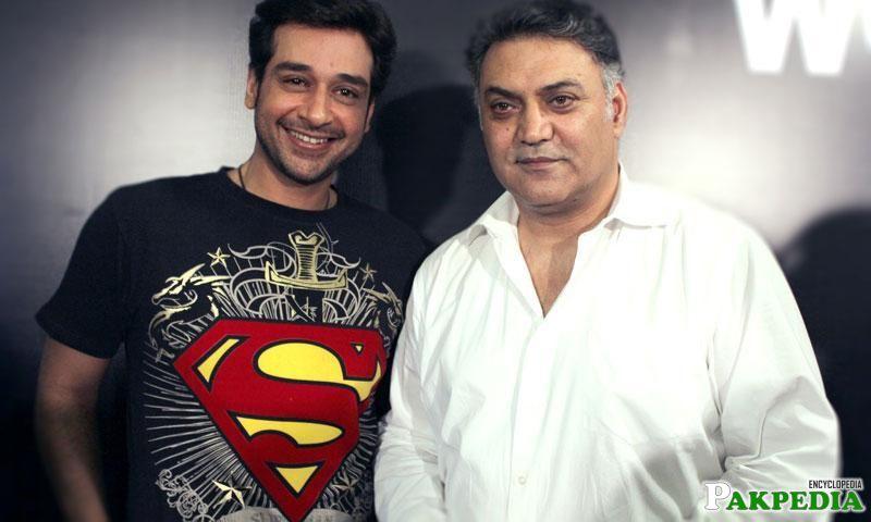 Asif With Faisal