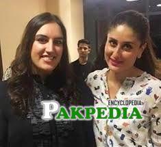 With Kareena Kapoor