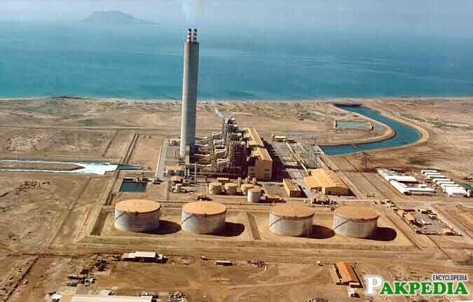 Hub Industrial Area