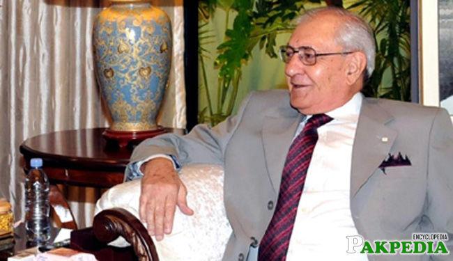 Khan Achakzai Governor Balochistan