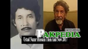 Ustad Nazar Hussain