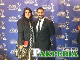 Sharmeen Obaid-Chinoy with Asad Faruqi of SOC Films