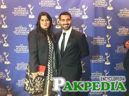 Sharmeen Obaid-Chinoy with Asad Faruqi of SOC Films