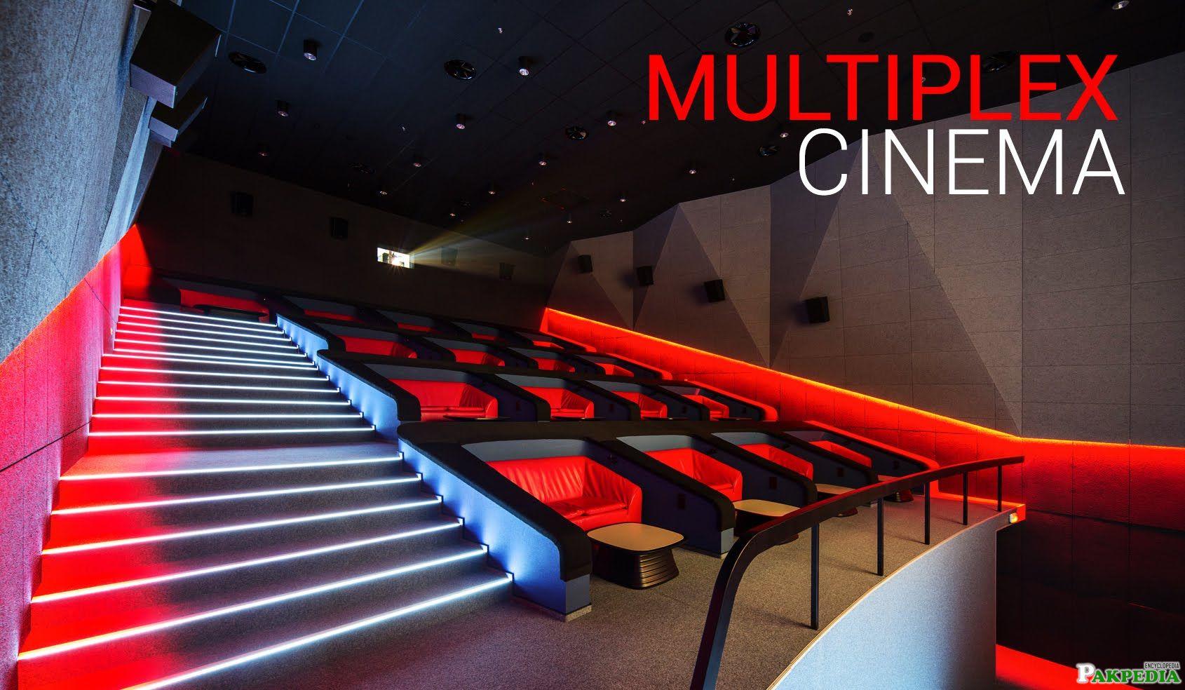 Multiplex Cinema Karachi