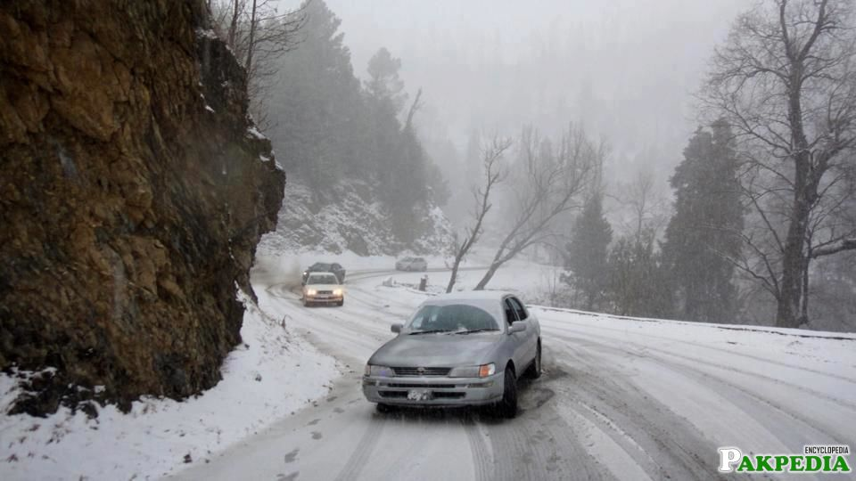 Climate of Murree
