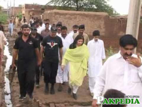 Sumera Malik In Khushab