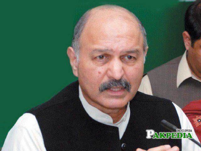 Member of the Senate of Pakistan