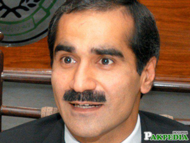 Khawaja Saad Rafique