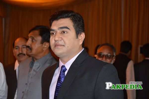Mian Naveed Ali Biography