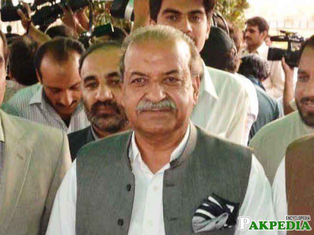 Khyber Pakhtunkhwa (KPK) Governor