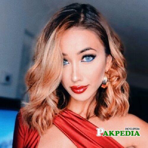 Ramina Ashfaque model