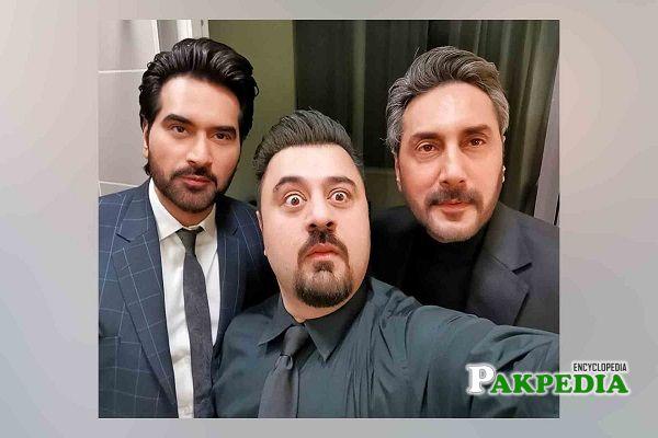 Ahmad Ali Butt and Humayun Saeed