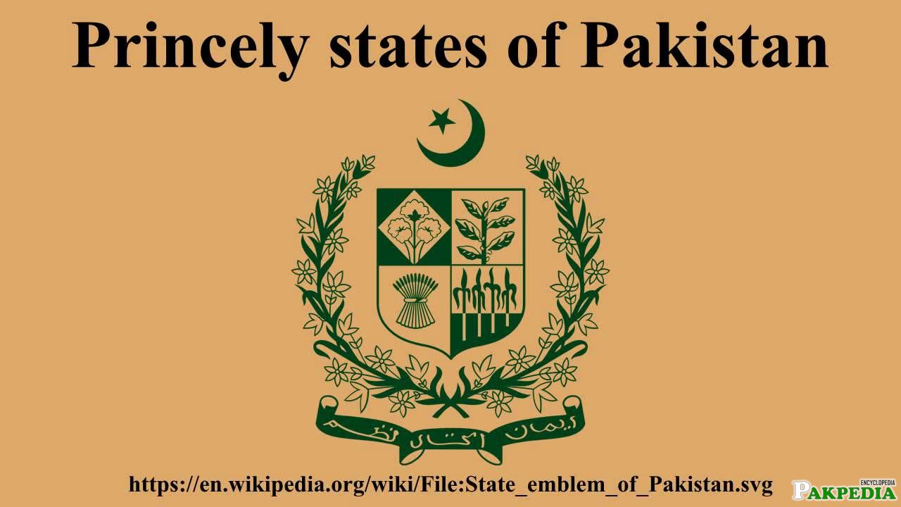 Princely state of Pakistan