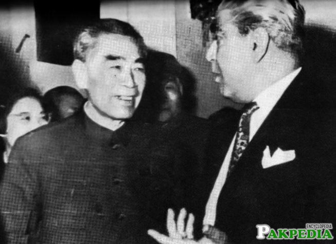 Yahya Khan Former President