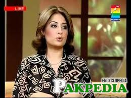In a morning show