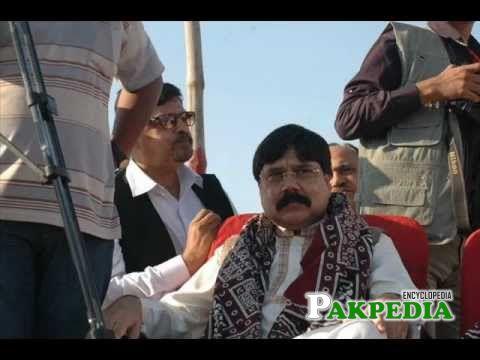 Pakistani-American Politician