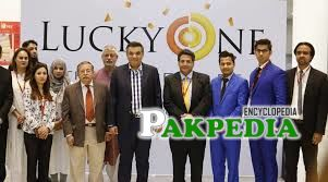 Management of Lucky One Mall