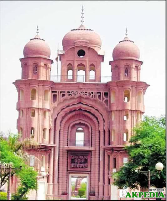 Gujranwala Historical Place