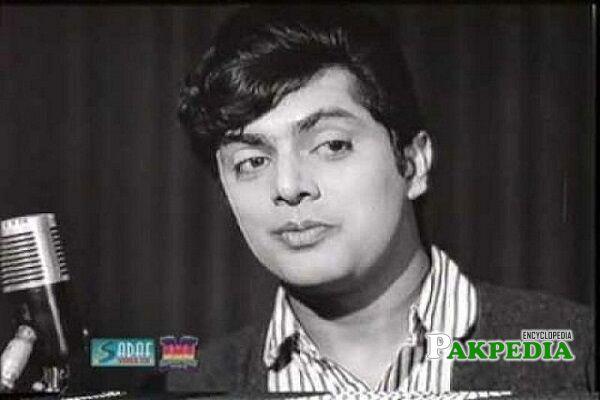 Ahmed Rushdi singer