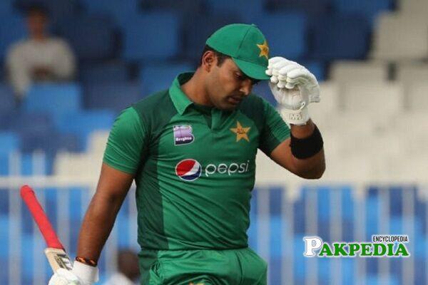 Umar Akmal matches