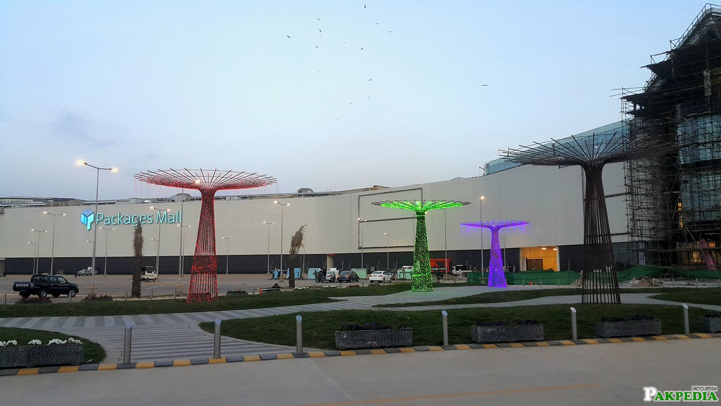 Packages Mall View