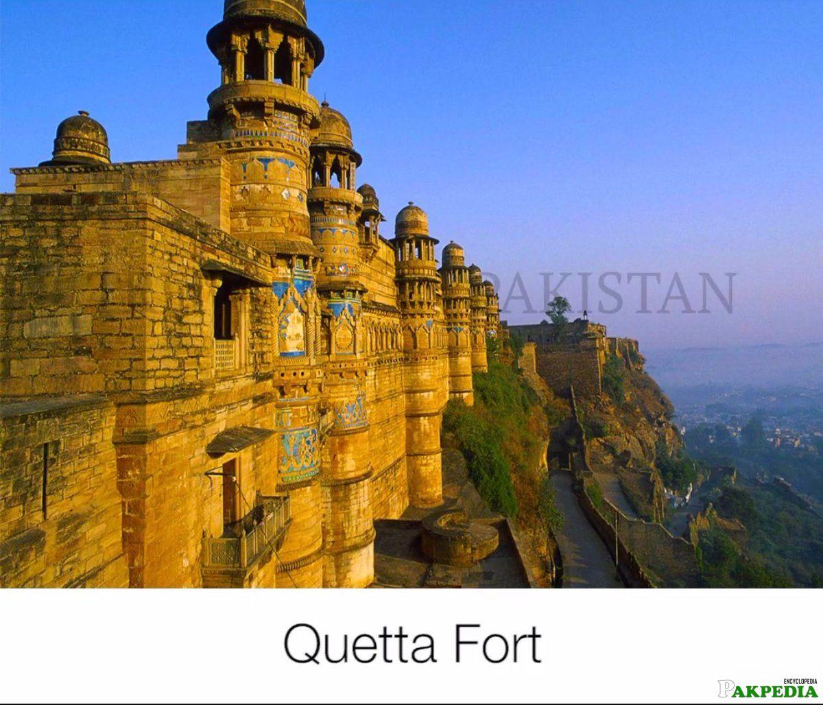Quetta Fort