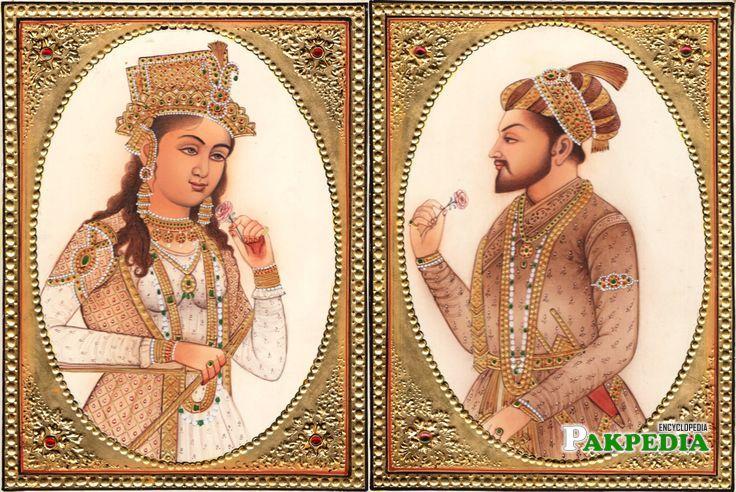 Shahjhan and Mumtaz Meal