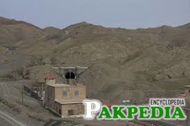 Chaman main city over view