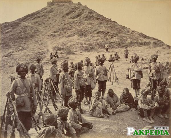 A WAr on Khyber Pass