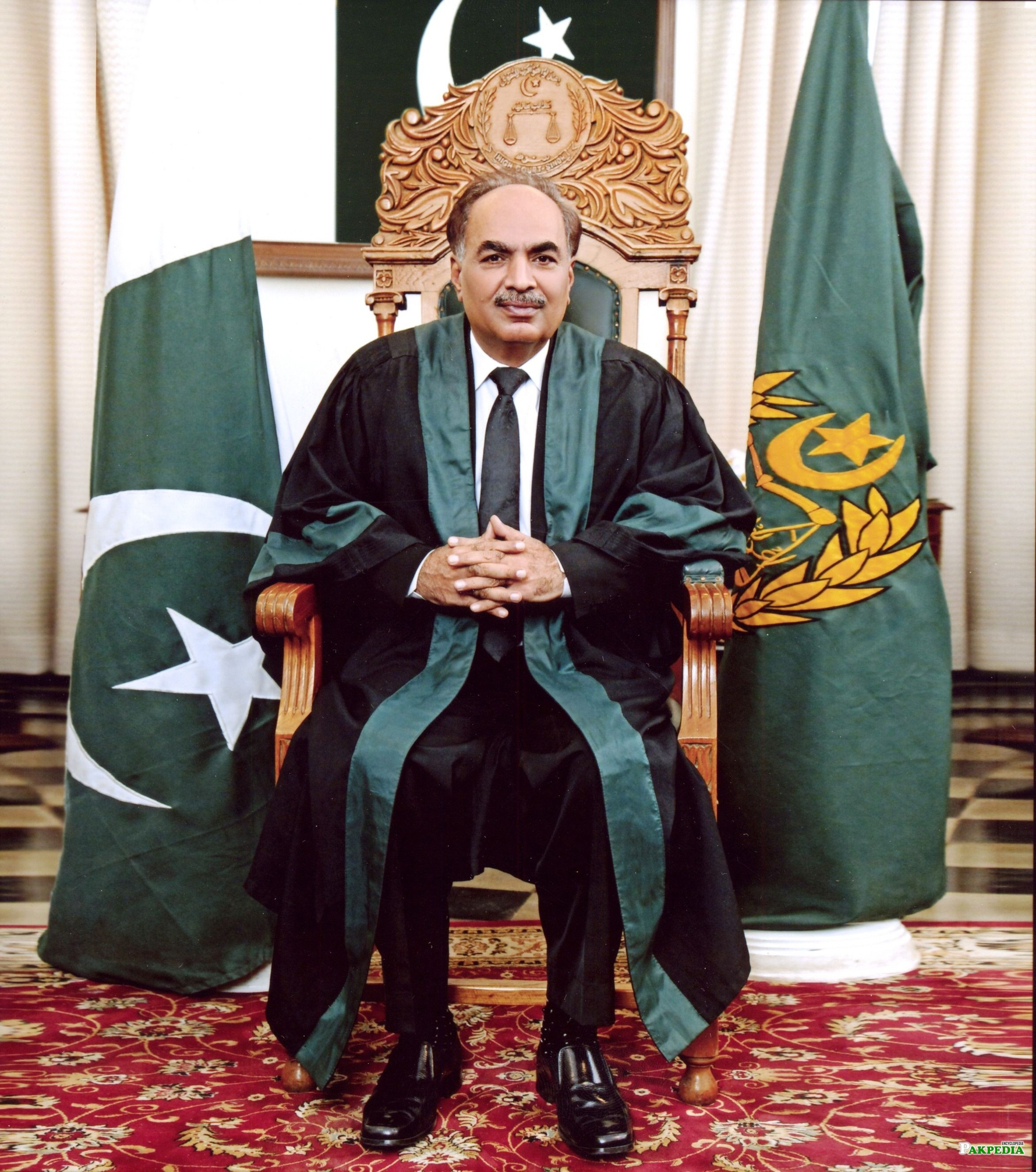 Chief Justice Ahmed Ali M. Sheikh