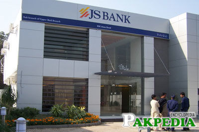 JS Bank Building