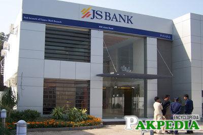 JS Bank Building