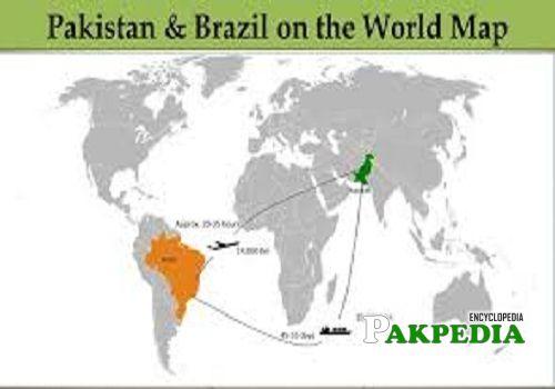 Embassy of Brazil in Pakistan
