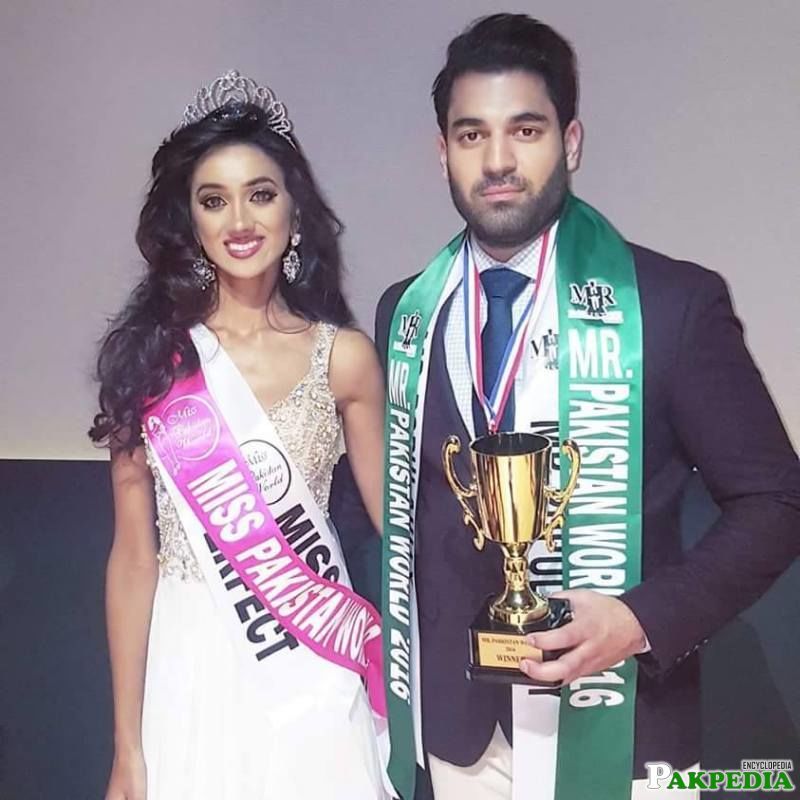Click of Miss and Mr Pakistan