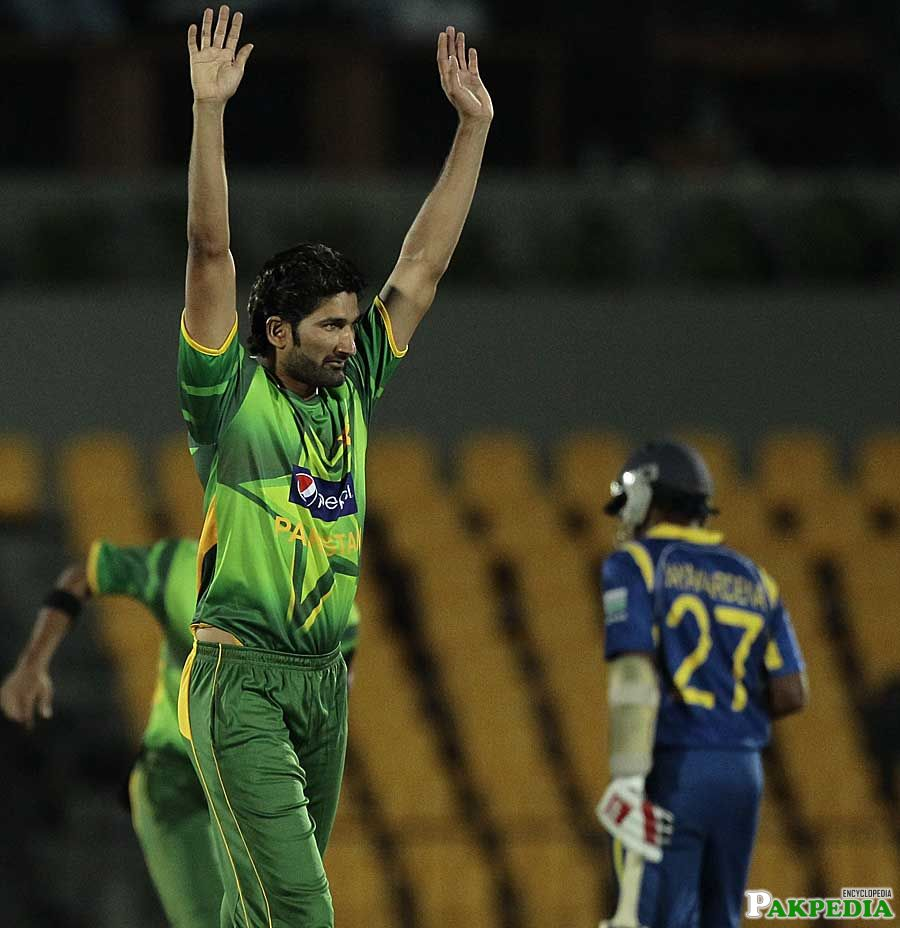 Sohail Tanvir in Form