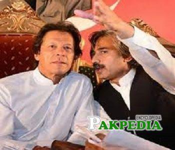 Muhammad Aslam Iqbal joined PTI