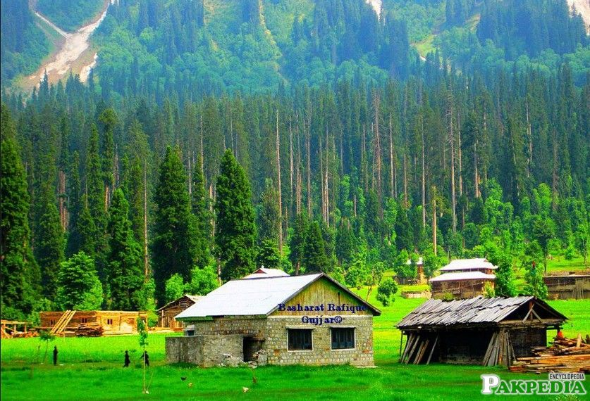 Azad Kashmir Pictures: Photo of Arrang, Kel, Neelum Valley