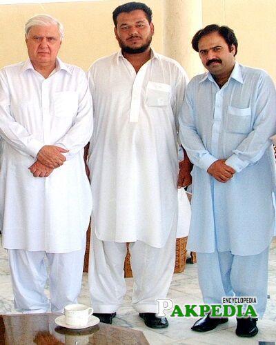Aftab Ahmad Khan Sherpao politics