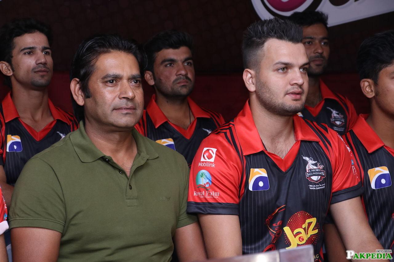 Director Cricket Operation