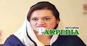 Tahira is mother of Marium Aurangzeb