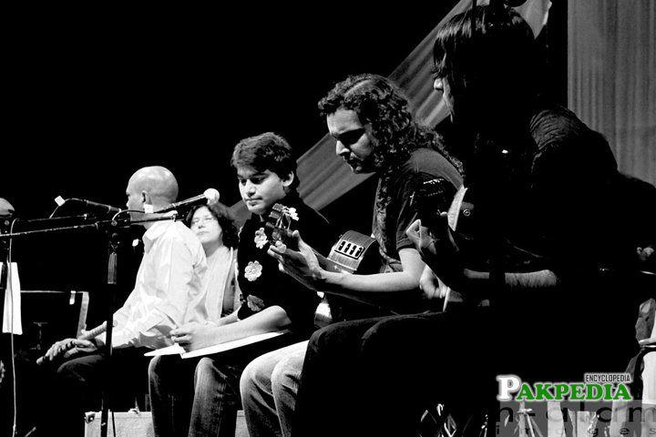 Mekaal Hasan Band's Photo