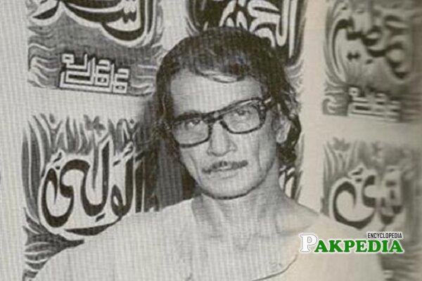 Syed Sadequain Ahmed Naqvi Biography
