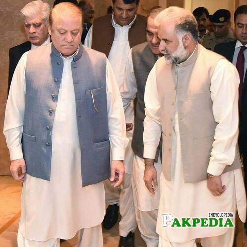 Murtaza Javed Abbasi election 2018