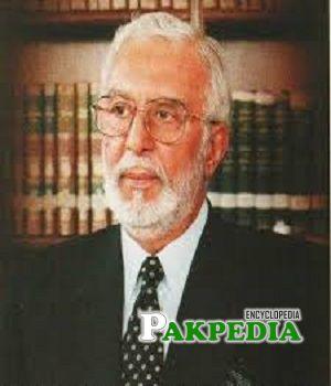 Grandfather of Mohiuddin Khosa