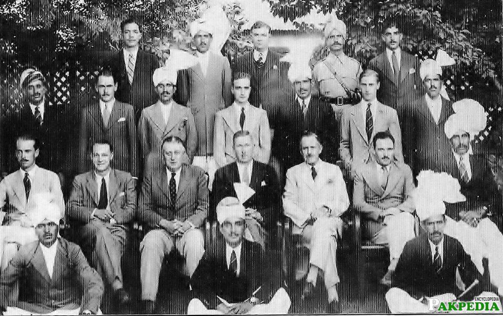 Yahya Khan Historical Photo