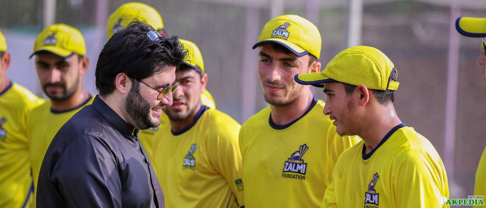 Javed Afridi Owner Meeting With Players