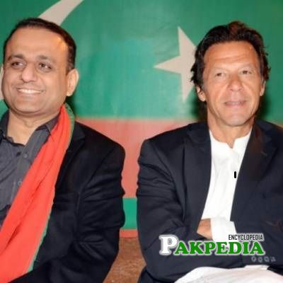 Aleem Khan jouined Pakistan tehreek e insaf