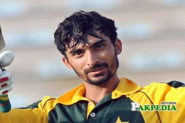 yasir hameed test debut